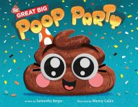 Cover image for The great big poop party