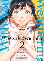 Cover image for Weathering with you. 2