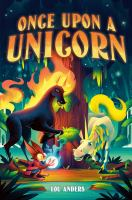 Cover image for Once upon a unicorn