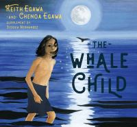 Cover image for The whale child
