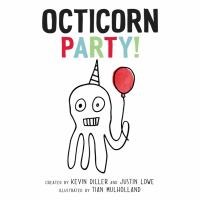 Cover image for Octicorn party!