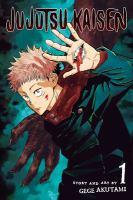 Cover image for Jujutsu kaisen. 1 : Ryomen Sukuna