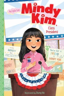 Cover image for Mindy Kim, class president