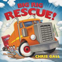 Cover image for Big rig rescue!