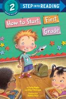 Cover image for How to start first grade