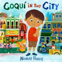 Cover image for Coquí in the city
