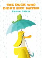 Cover image for The duck who didn't like water