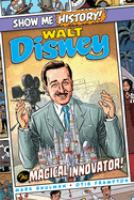 Cover image for Walt Disney : the magical innovator!