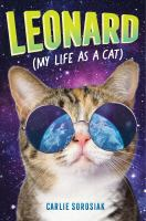 Cover image for Leonard (my life as a cat)