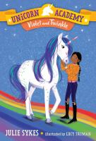 Cover image for Violet and Twinkle
