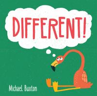 Cover image for Different!