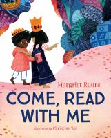 Cover image for Come, read with me
