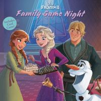 Cover image for Family game night