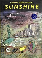 Cover image for Sunshine : a story about the city of New York