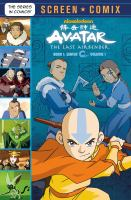Cover image for Avatar the last airbender. Book 1, Water. Volume 1..