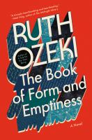 Cover image for The book of form and emptiness