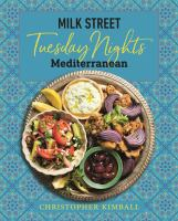 Cover image for Tuesday nights Mediterranean