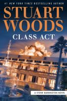 Cover image for Class act [large type]