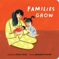 Cover image for Families grow