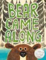 Cover image for Bear came along
