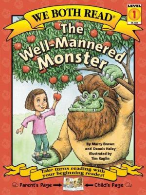 Cover image for The well-mannered monster
