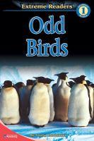 Cover image for Odd birds