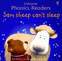 Cover image for Sam Sheep can't sleep