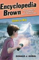 Cover image for Encyclopedia Brown shows the way
