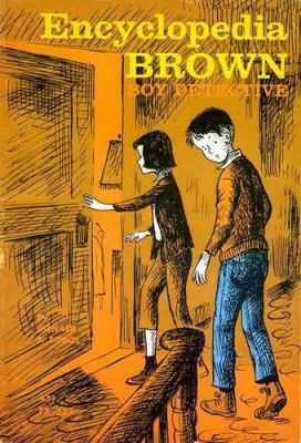 Cover image for Encyclopedia Brown, boy detective