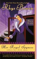 Cover image for Her royal spyness