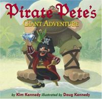 Cover image for Pirate Pete's giant adventure