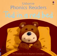 Cover image for Ted in a red bed