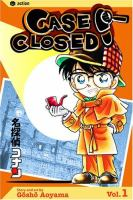 Cover image for Case closed. Volume 1