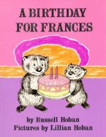 Cover image for A birthday for Frances