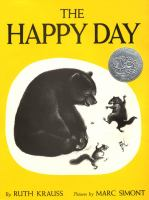 Cover image for The happy day