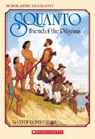 Cover image for Squanto, friend of the Pilgrims