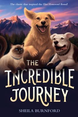Cover image for The incredible journey