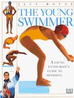 Cover image for The young swimmer