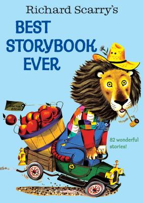 Cover image for Richard Scarry's best story book ever