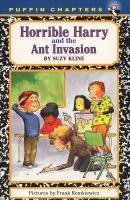 Cover image for Horrible Harry and the ant invasion