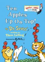 Cover image for Ten apples up on top!