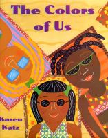 Cover image for The colors of us