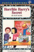 Cover image for Horrible Harry's secret