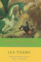 Cover image for Farmer Giles of Ham : the rise and wonderful adventures of farmer Giles, Lord of Tame, Count of Worminghall, and king of the Little Kingdom