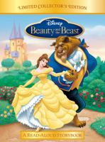 Cover image for Disney's Beauty and the beast : a read-aloud storybook