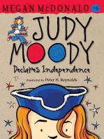 Cover image for Judy Moody declares independence