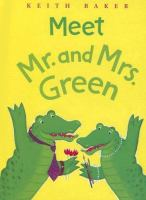 Cover image for Meet Mr. and Mrs. Green