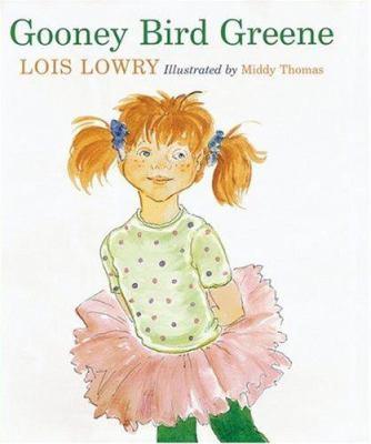 Cover image for Gooney Bird Greene