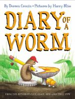 Cover image for Diary of a worm
