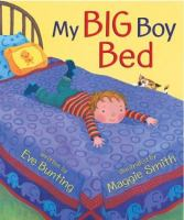 Cover image for My big boy bed